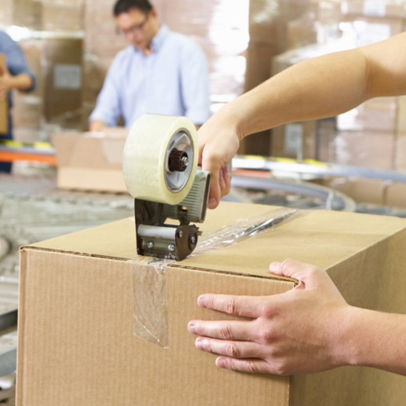shipping and fulfillment services